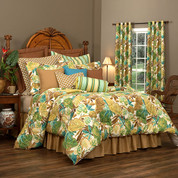Brunswick - 4 pc KING Comforter Set
