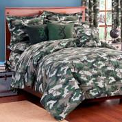 Camo Green 2pc Twin Comforter Set