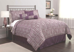 Eastlake - 7 pc Queen Deluxe Pack Bedding Set