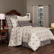 Izmir - 4 pc QUEEN Comforter Set
