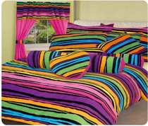 Kaleidoscope 2 pc Comforter Set Twin size