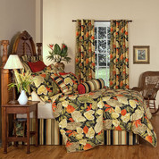 Kingston - 4 pc QUEEN Comforter Set