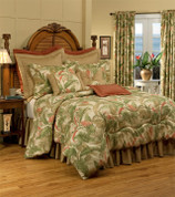 La Selva - Natural - 4 pc KING Comforter Set by Thomasville