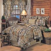 Realtree AP - 4pc Full Comforter Set