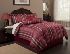 Regal - 7 pc king Deluxe Pack Bedding Set