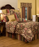 Sea Breeze - 4 pc KING Comforter Set by Thomasville
