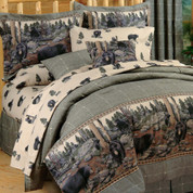The Bears - 4pc Queen Comforter Set