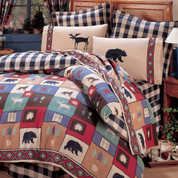 The Woods - 4pc Full Comforter Set