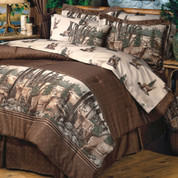 Whitetail Dreams - 4pc Queen Comforter Set
