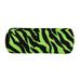 Lime Zebra Bolster Pillow