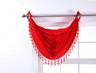 Chelsea Grommet Top Curtain Panels - CRIMSON