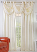 Chelsea Grommet Top Curtain Panel - Ivory