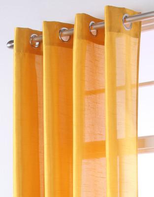 Chelsea Grommet Top Curtain Panels - MANGO