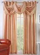 Chelsea Grommet Top Curtain Panel - Sand