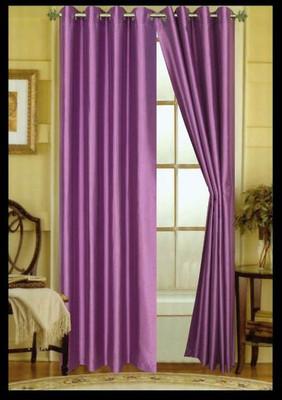 Elaine Grommet Top Curtain - Lilac