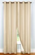 Four Seasons Blackout Grommet Top Curtain pair - NATURAL