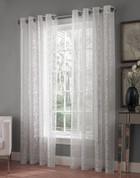 Royale Lace Grommet Top Curtain Panel
