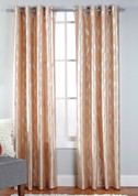 Stanton Grommet Top Curtain Panel  - Sand