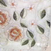 Rosemary Swag Top (pr) - Linen