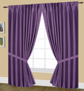 Elaine Pinch Pleated Drape PAIR - Lilac