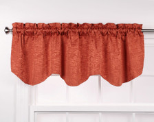 Colorado Foam Back Valance - RUST