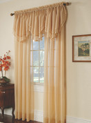 "Elegance Rod Pocket Curtain 95"" Long"