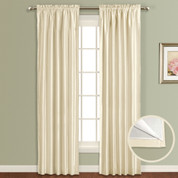 Lincoln Room Darkening Rod Pocket Panel - NATURAL