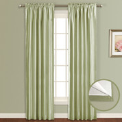 Lincoln Room Darkening Rod Pocket Panel - SAGE