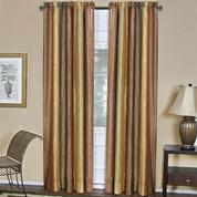 Ombre Rod Pocket Curtain Panel - Autumn