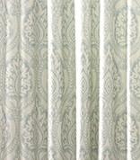 Santorini Rod Pocket Curtain - Mist