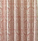 Santorini Rod Pocket Curtain - Coral
