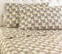 Micro Flannel Sheet Set - Pinecones