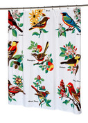 Audobon Shower Curtain