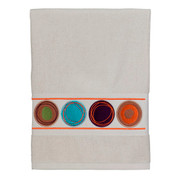 Dot Swirl - Bath Towel