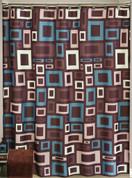 Esquire - Fabric Shower Curtain