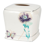 Garden Gate - Tissue Box