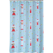 Gumball Machine - Fabric Shower Curtain