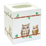 Hoot - Tissue Box