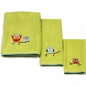 Hooty - Bath Towel