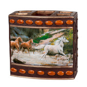 Horse Canyon - Toothbrush Holder