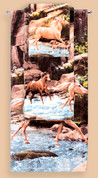 Horse Canyon - Hand Towel