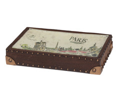 I Love Paris - Soap Dish
