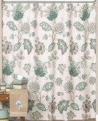 Kazoo - Fabric Shower Curtain