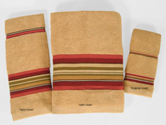 Madison Stripe - Bath Towel