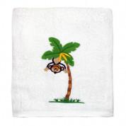 Monkey Town - Bath Towel