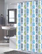 Olivia Extra Long Shower Curtain