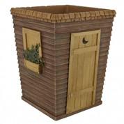 Outhouses - Wastebasket
