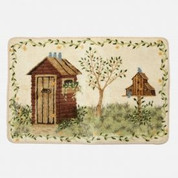 Outhouses - Rug