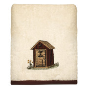 Outhouses - Bath Towel