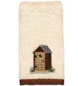 Outhouses - Fingertip Towel